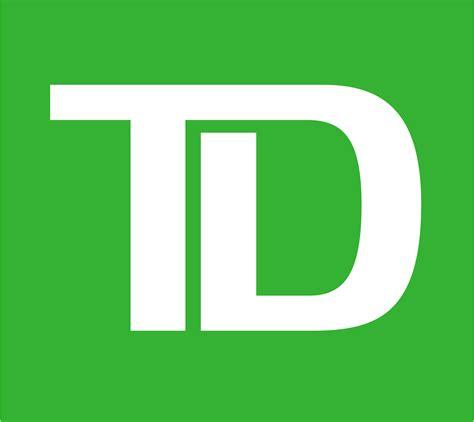 te bank toronto dominion td bank logos