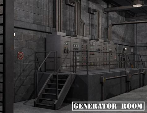 room design generator generator room environments and props for daz studio and
