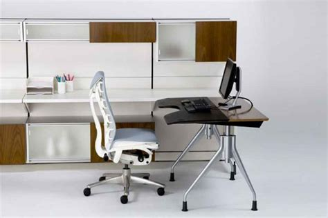 Simple Home Office Furniture Modern Office Furniture Ideas For Convenient Use