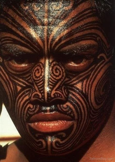 tribal tattoo face tribal tattoos designs pictures page 2