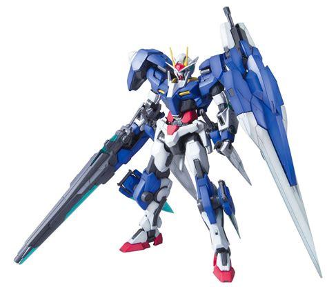 P Bandai Rg Oo Gundam Seven Sword gundam 00 1 100 mg oo gundam seven sword g gn 0000gnhw 7sg
