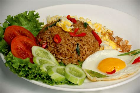nasi goreng nasi goreng in indonesia backpackerslife