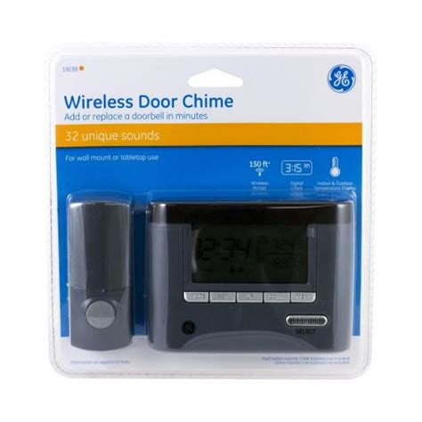 Wireless Door Chime by That Daily Deal