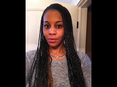 how to keep senegalese twists from unraveling senegalese twist with braided ends to stop unraveling