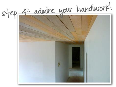 From Popcorn to Plank: Ceiling Be Gone!   Design Happens