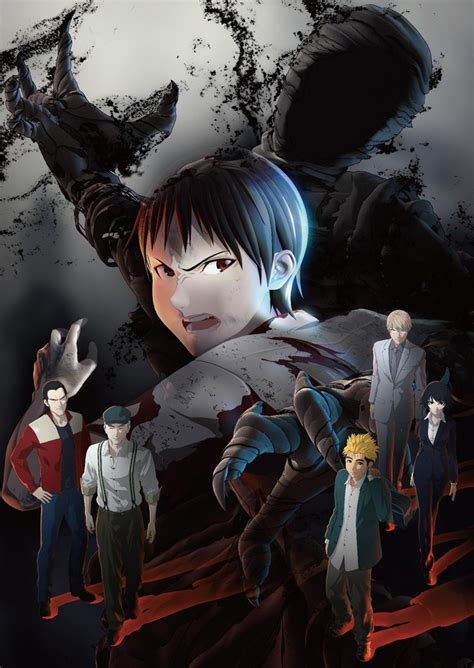 air anime film wiki new ajin tv anime key visual and air date revealed