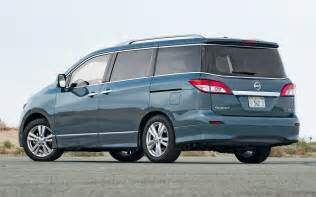 2012 Nissan Quest 2012 Nissan Quest Rear View 185566 Photo 1 Trucktrend