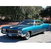 1967 Buick Wildcat  Classic Cars Pinterest