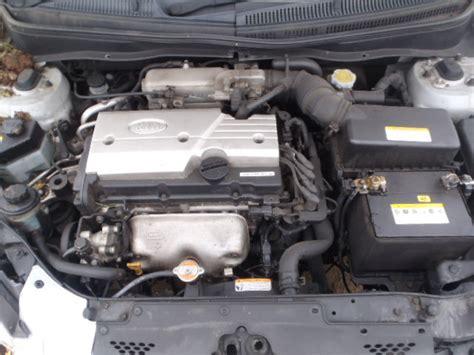 Kia 2005 Engine Kia Mk2 Jb 2005 2017 1 4 1399cc 16v G4ee Petrol Engine