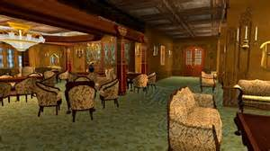 titanic first class sims 2 titanic first class lounge hd youtube