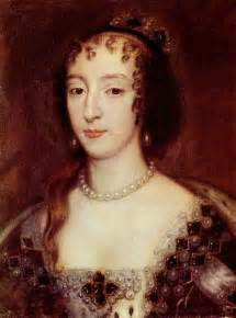 Queen henrietta maria wife of king charles i henrietta ma