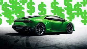 How Much Does A Lamborghini Cost In America The New Lamborghini Huracan Will Cost 709 000 In China