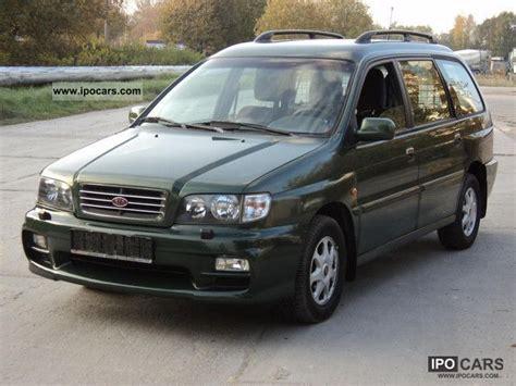 Kia Joice 2002 Kia Joice Ls Car Photo And Specs