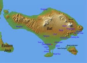 le bali bali tourism board about bali bali geography