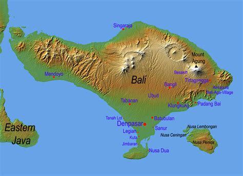 bali tourism board  bali bali geography