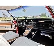 1965 Buick Riviera Interior And Engines