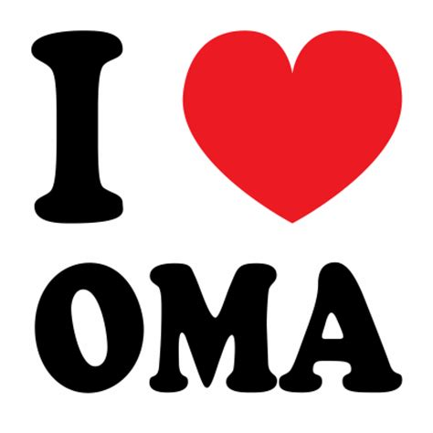 Oma You Are Loved i oma terratekst