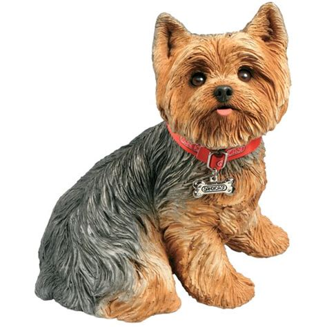 yorkie statue sandicast yorkie images
