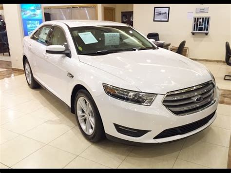 2014 Ford Taurus Interior فورد تورس 2015 Quot تقرير فيديو واسعار ومواصفات وصور Quot Ford