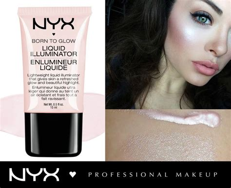 Nyx Born To Glow nyx born to glow liquid
