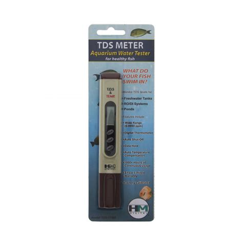 Tds Meter Digital Water Tester Alat Tes Air hm digital tds 4tm water test meter