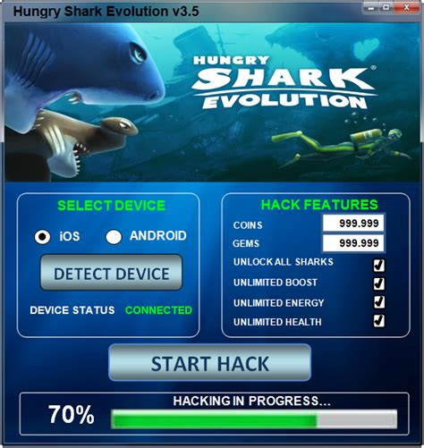 download mod game hacker evolution hungry shark evolution hack tool download no survey