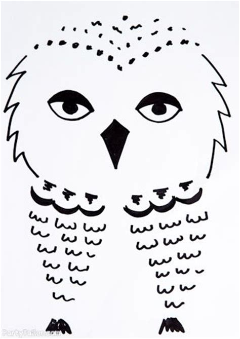 harry potter halloween owl picture for balloons harry