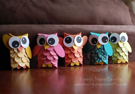 Toilet Paper Crafts - cool and easy crafts to make with decozilla