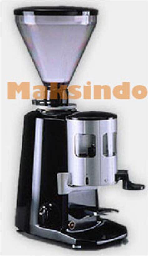 Alat Kopi Alat Grinder Kopi Electric daftar lengkap mesin kopi terbaru usaha bisnis kopi toko mesin maksindo