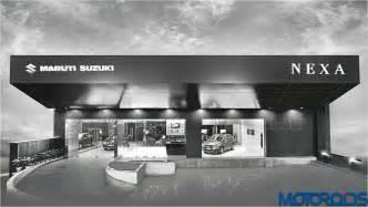 Maruti Suzuki Showroom Maruti Suzuki Nexa Showrooms Launched In India Here S All