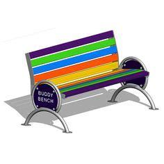 playground buddy bench buddy bench diamond pattern bench longfellow ptg