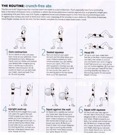 images  diastasis correction prevention  pinterest physical therapy