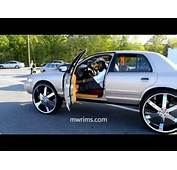 FORD CROWN VIC DROPTOP VERT CONVERTIBLE ON DUB FLOATERS