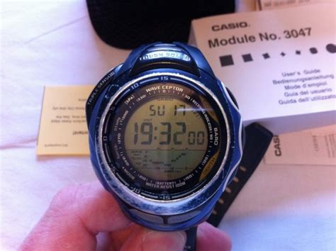casio sea pathfinder casio sea pathfinder spw 1000 2ver for sale in ranelagh