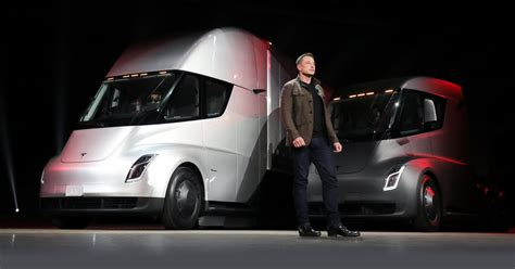 2019 Tesla Truck by Tesla Semi Truck Revealed Production To Begin In 2019