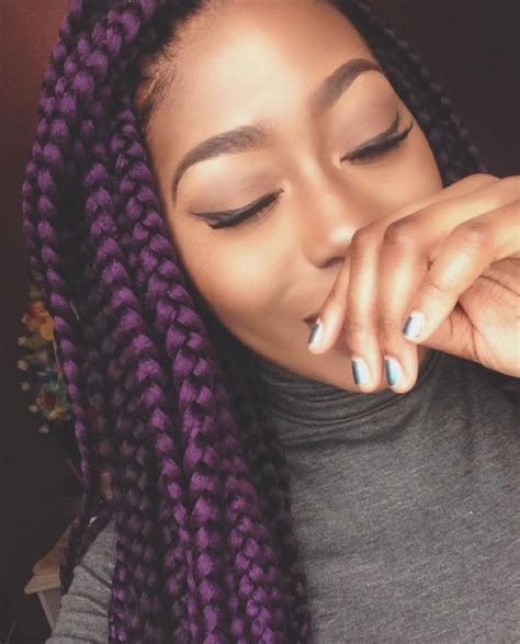 box braids two colors image result for box braids two colors natural hair