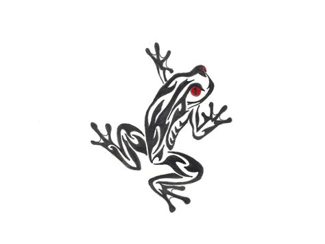 tribal frog tattoo designs tribal frog designs best design