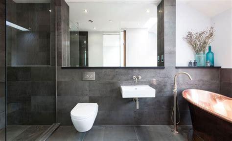 Amazing Arredo Bagno Design Moderno #2: Bagno-Grigio-11.jpg