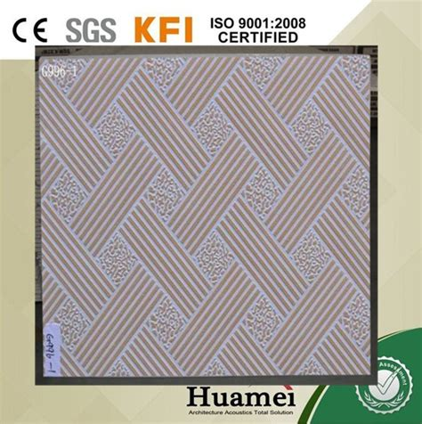 laminate ceiling planks cheap fireproof moistureproof pvc laminate ceiling planks