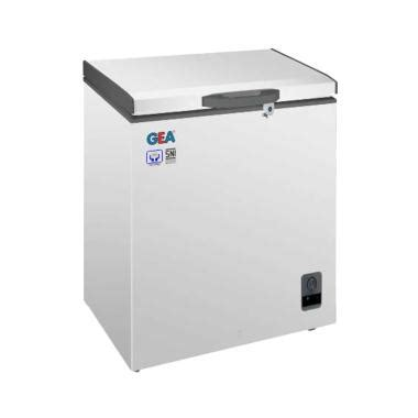 Chest Freezer Gea Ab 210 jual gea getra rsa ab 106 chest freezer harga