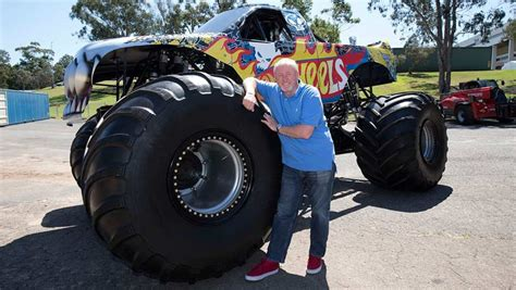 wheels bigfoot monster truck monster jam monster truck 2015 review carsguide