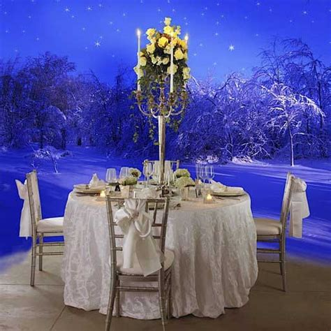 winter wedding venues in new oh those wedding belles a tale winter wedding reception setting