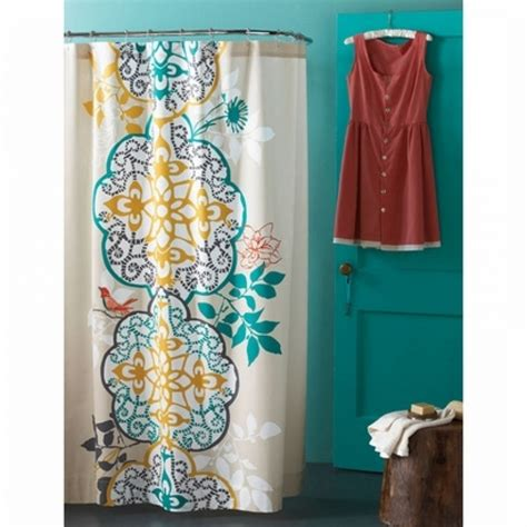 can i put a shower curtain in the washing machine peacock shower curtain foter trina turk shower curtain