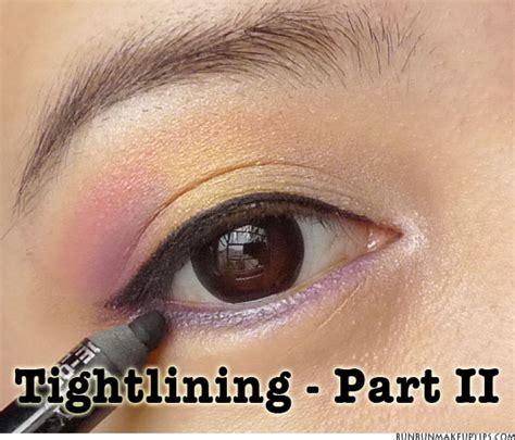 tutorial eyeliner tightline eye makeup tutorial 5 useful tips on tightlining for