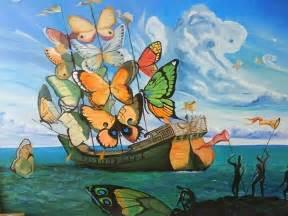 Salvador Dali Butterfly Ship » Home Design 2017
