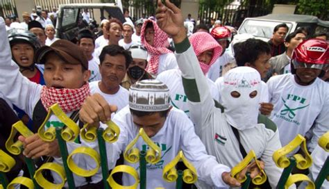 Or Question Indonesia Rentetan Aksi Fpi Dari Masa Ke Masa Nasional Tempo Co