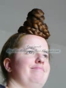 coiffure mariage cheveux mi