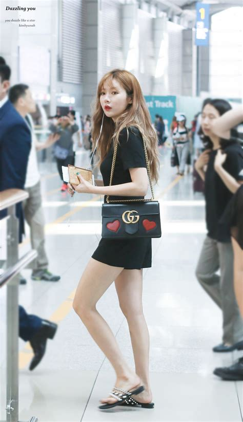 Korean Airport Fashion : Photo | K♡IDOL | Pinterest ... Hyuna Legs