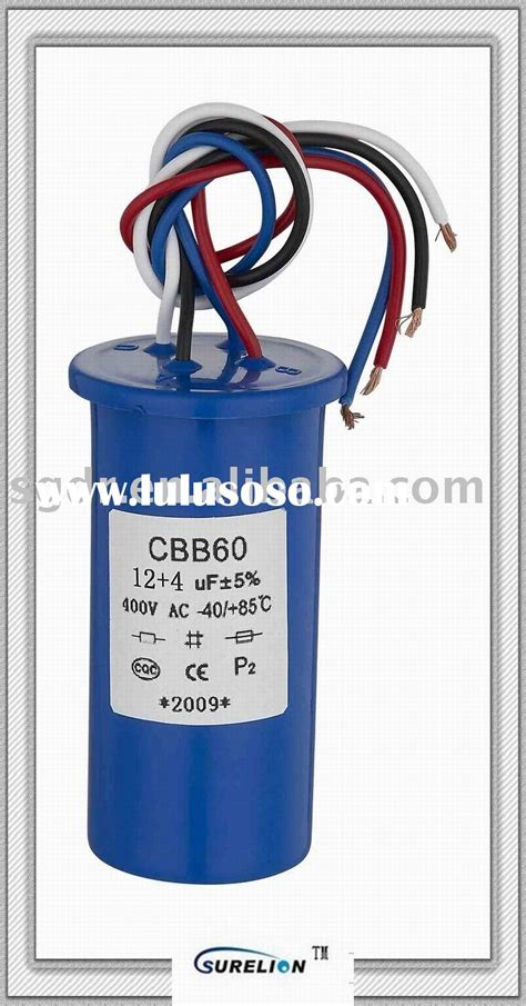 capacitor for washing machine motor motor run capacitor cbb60 for sale price china manufacturer supplier 981809