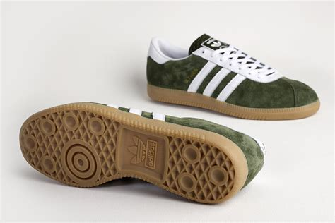 adidas athen adidas athen forest green size exclusive sneaker bar